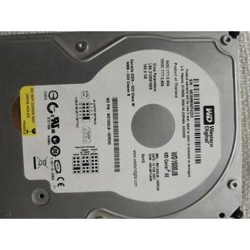 Dysk Twardy WD 160 GB IDE + USB 2.0 IDE/SATA