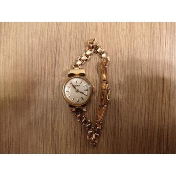 Zegarek Doxa złoty
