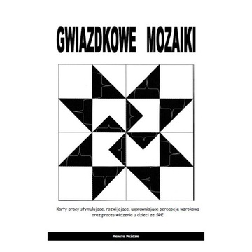 Gwiazdkowe mozaiki-percepcja wzrokowa