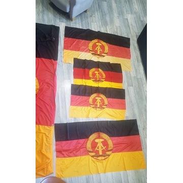 Flaga NRD rozmiar 60x85cm