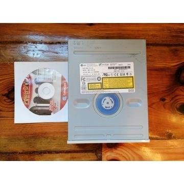 DVD ROM LG, mało używany + CyberLink PowerDVD
