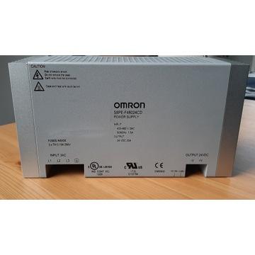 Omron Zasilacz na szynę DIN 24VDC 20A - 3 fazowy
