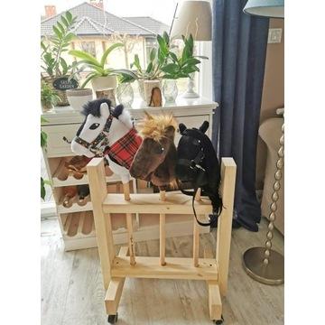 Stojak stajnia na Hobby Horse na 2 - 3 konie