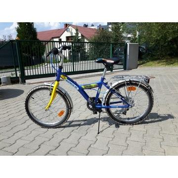 Rower Kielce Go Sport Dziecięcy 20 cali OKAZJA!