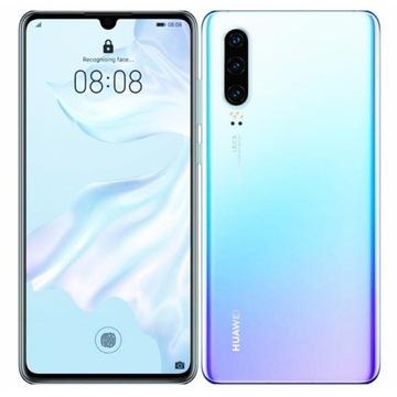 Nowy Huawei P30 Breathing Crystal (Opal) 6/128 GB