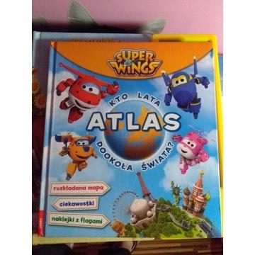 Super Wings Atlas
