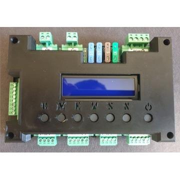 Sterownik Solar Tracker ver.AC 3 fazy z silnikami