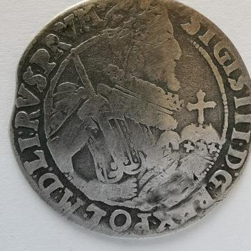 ORT 1623 Bydgoszcz Zygmunt III Waza Rzadki PRVM