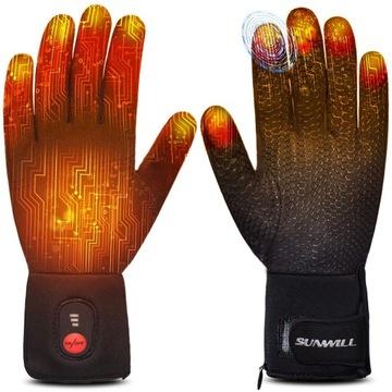 podgrzewane rękawice