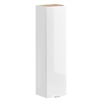 CAPRI WHITE 830 - Szafka wiszaca 20cm 1D - POŁYSK