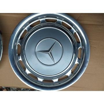Kołpaki do Mercedesa