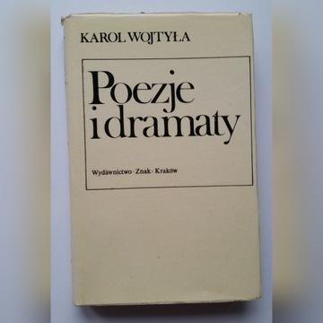 Karol Wojtyła Jan Paweł II Poezja i dramaty