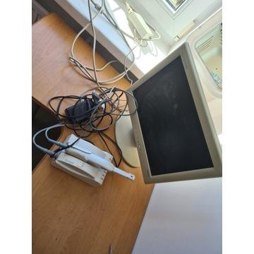 kamera wewnątrzustna z monitorem ORACAM