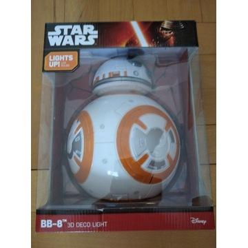 BB-8 3D deco light Star Wars Gwiezdne Wojny