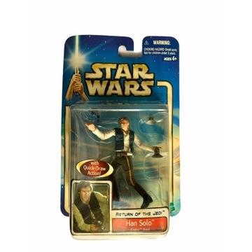 STAR WARS - HAN SOLO Endor Raid figurka / HASBRO