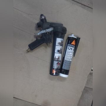 Pistolet ciśnieniowy do mas natryskowych Sika Flex