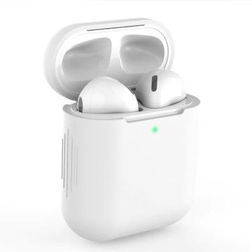 Silikonowe etui na słuchawki Apple AirPods