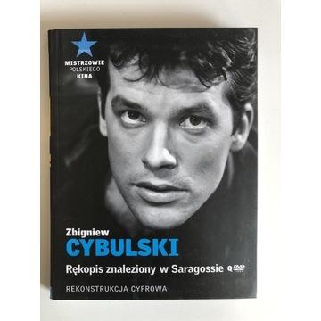 RĘKOPIS ZNALEZIONY W SARAGOSSIE-2 DVD+KSIĄŻKA