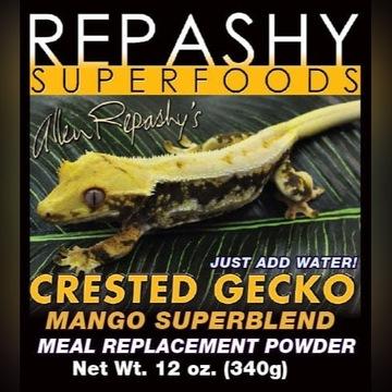 Repashy Crested Gecko- zestaw 4 smaków po 25 gram