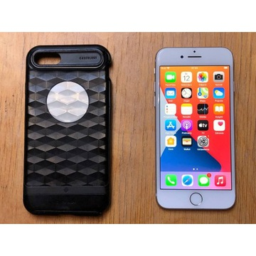 Apple iPhone 7 256GB Silver + Etui Gratis