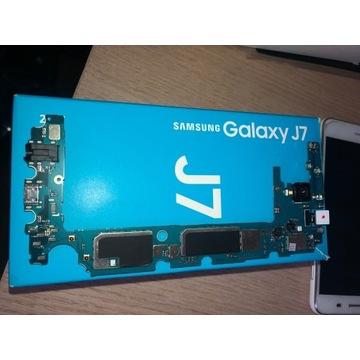 Samsung Galaxy J7 2017 płyta główna aparat