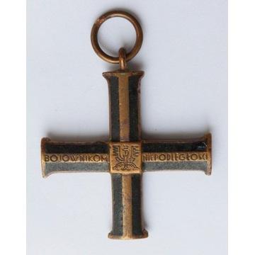 Krzyż Bojownikom Niepodległości