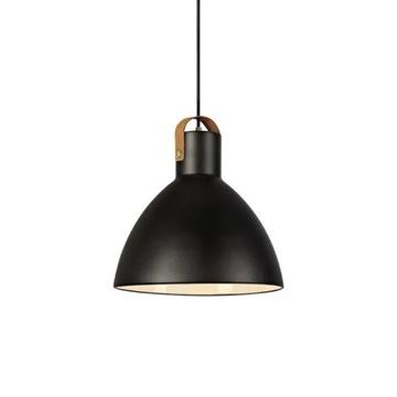 EAGLE Lampa Wisząca 1L 35cm Czarna Markslojd