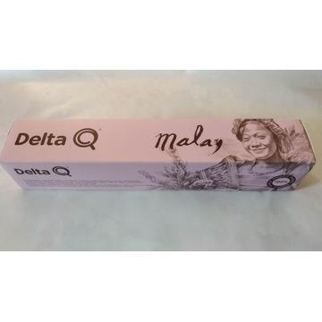 Kapsułki Delta Q Malay 10szt. do ekspr.z Biedronki