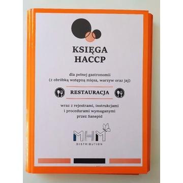 Księga HACCP dla restauracji