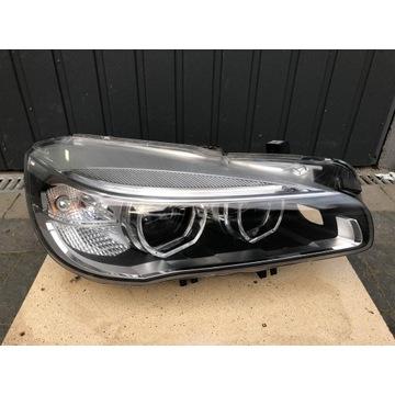 BMW 2 II F45 F46 FULL LED LAMPA PRZÓD PRAWA