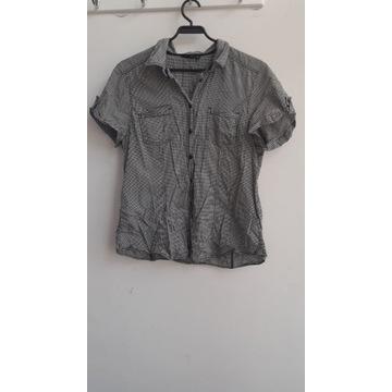 Koszula w drobną krateczkę WYPRZEDAŻ
