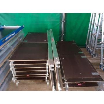 Podesty Blaty Rusztowania Aluminiowe Warszawskie