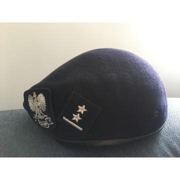 Beret funkcjonariusza SOP rozmiar 58