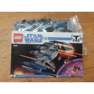 LEGO Star Wars 8016 Hyena Droid Bomber
