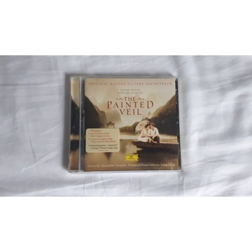 The Painted Veil OST CD