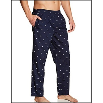 LACOSTE - spodnie od piżamy  r. XXL