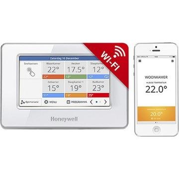Honeywell Evohome 92 PL menu kmpl nowy