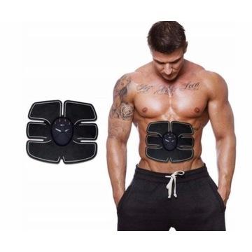 Elektrostymulator mięśni brzucha sport LICYTACJA
