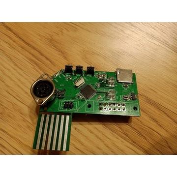 SD2IEC czytnik kart SD, stacja do Commodore C64