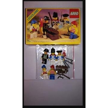 Lego Pirates 6251 Pirate Mini Figures (Sea Mates)