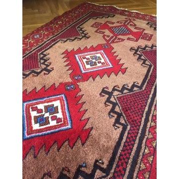 Beludż dywan perski Iran 102x191 grubość: 10mm