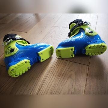 buty narciarskie Dalbello CX dziecięce