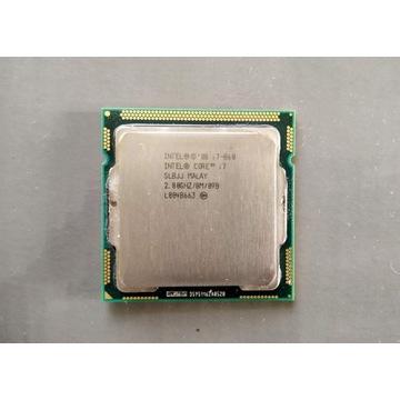 Procesor Intel i7 860, socket 1156,  8M, 2.8GHz