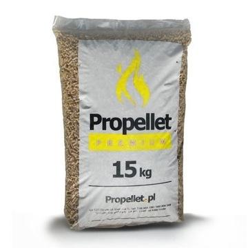 Pellet ProPellet Premium YELLOW 6mm 15 kg OPOLE