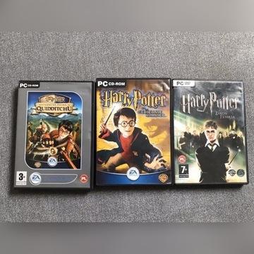 Gry PC Harry Potter