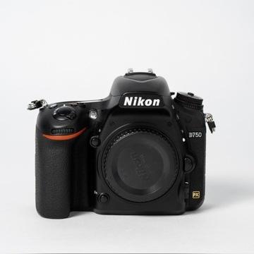 Aparat cyfrowy Nikon D750, stan bdb 45k zdjęć !!!