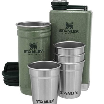 STANLEY - zestaw kieliszków - zielony