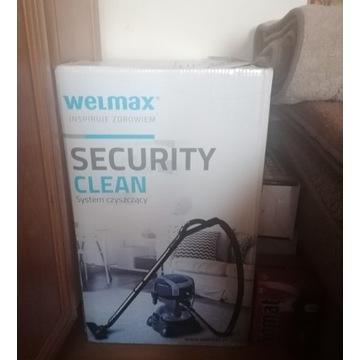 Odkurzacz Piorący Na Mokro Welmax Security Clean