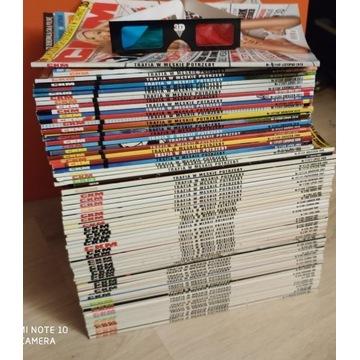 Miesięcznik CKM 1998-2013 70 egzemplarzy