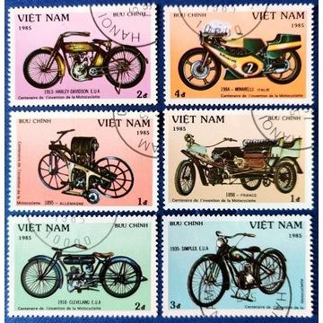 Motoryzacja - WIETNAM* 1985